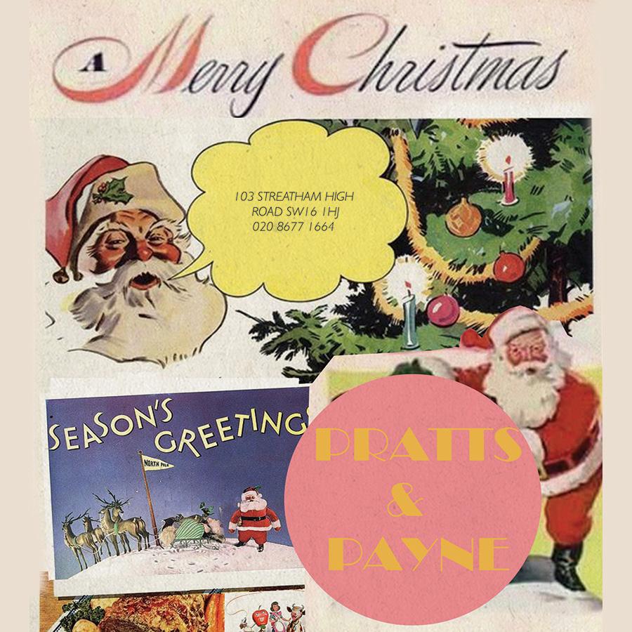 Christmas at Pratts & Payne